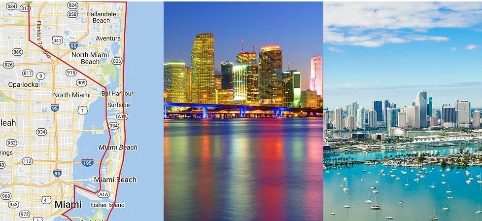 Miami Skyline Airplane Tour Miami Airplane Tour