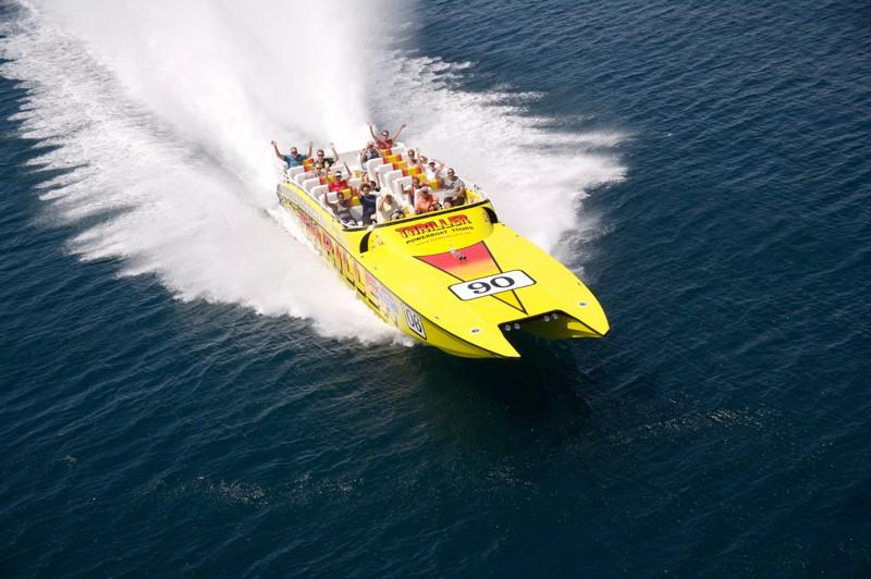 Thriller Miami Speedboat Single Admission
