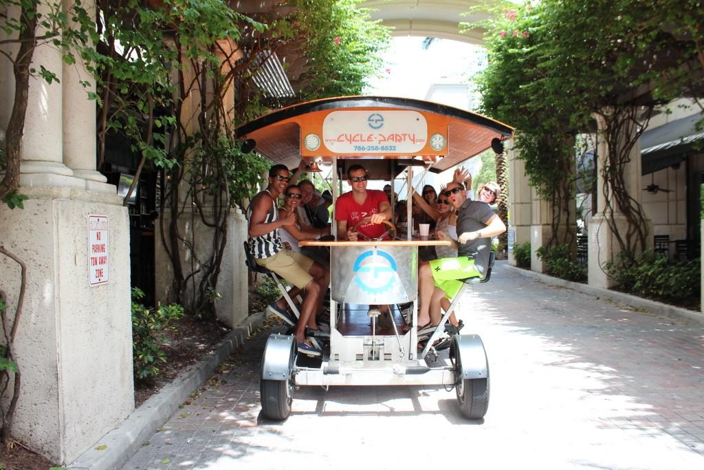 Cycle Party Pub Crawl Ft. Lauderdale