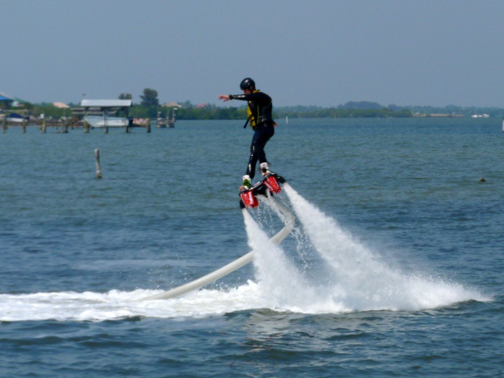Flyboard / Jet Pack 30 Minutes
