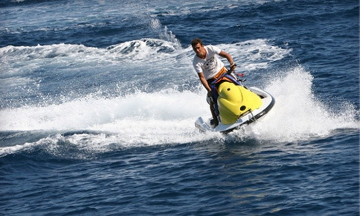 Miami Beach Jet Ski Rental 30 minutes