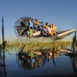 Everglades Gator Park Single Admission with Transportation