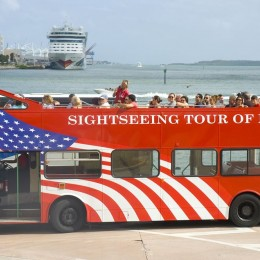 Hop On Hop Off Sightseeing- 2 Day Pass