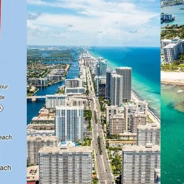 40 Minute Key Biscayne Airplane Tour