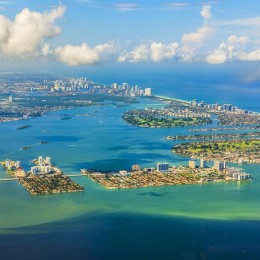 Miami Skyline Helicopter Adventure 60 Minutes