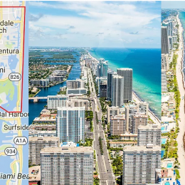 20 Minute Sunny Isles Beach Airplane Tour
