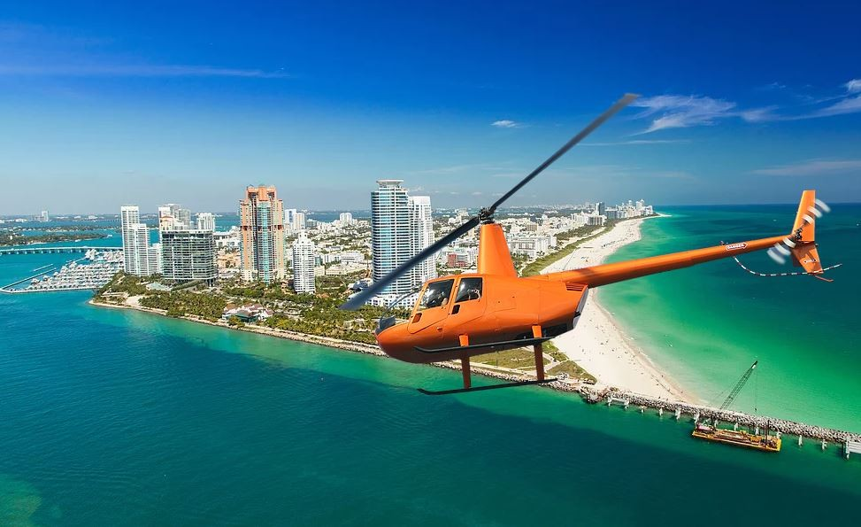 30 Minute Miami Beach Helicopter Tour