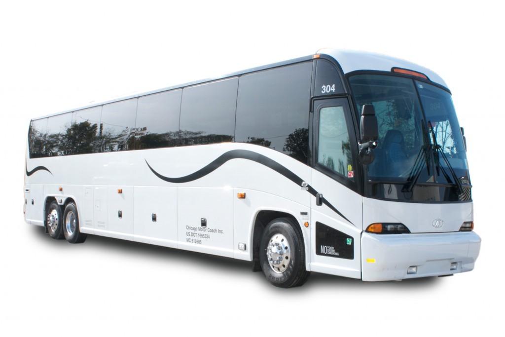 60 Passenger Motor Coach Transportation