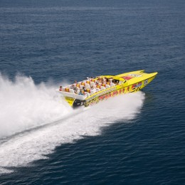 Thriller Miami Speedboat Single Admission