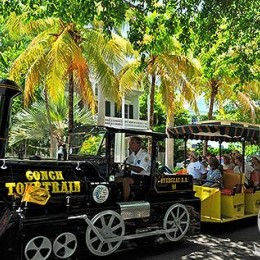 Conch Tour Train Key West