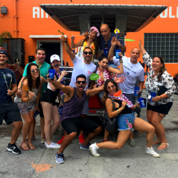 Quadracycle Insta Tour Miami