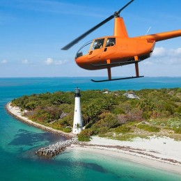 40 Minute Key Biscayne Helicopter Tour