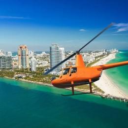 30 Minute Miami Beach Helicopter Tour